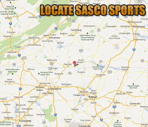 locate Sasco Sports